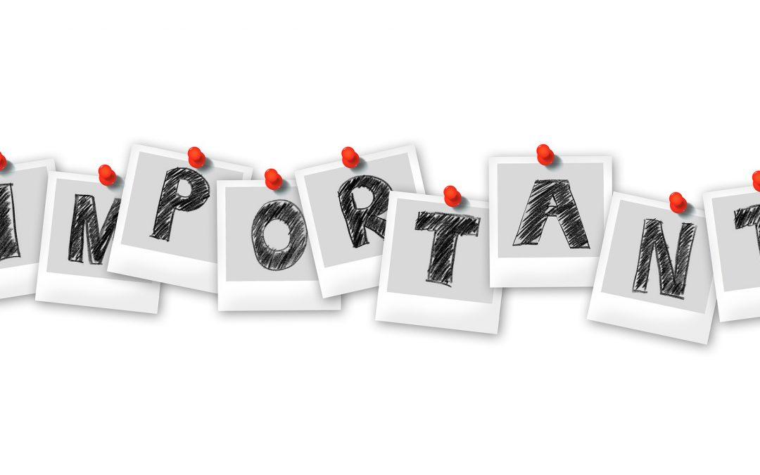 Vier belangrijke elementen voor in de briefing van een nieuwe website