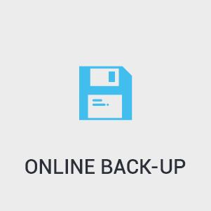 SmitPRO Online back-up